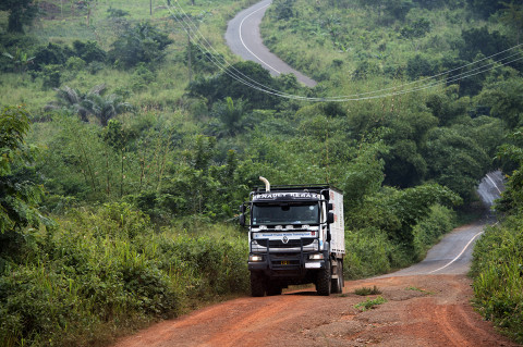 fred bourcier photographe reportage wfp renault trucks ghana 21