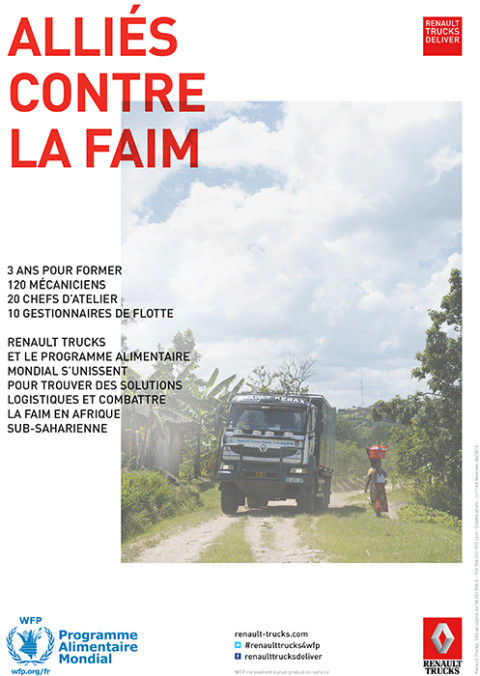 fred-bourcier renault trucks world food programme reportage Burundi 01