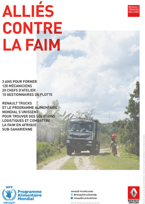 fred-bourcier renault trucks world food programme reportage Burundi 05