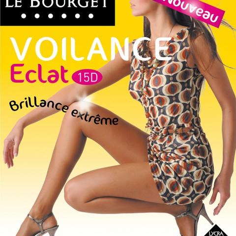 photo fred bourcier packaging collant Le Bourget voilance éclat