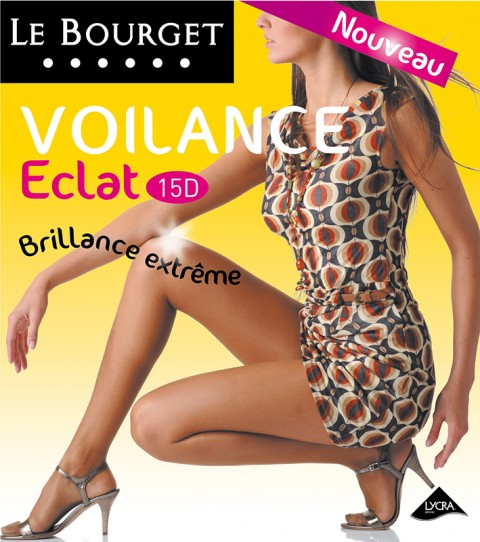 photo fred bourcier packaging collant Le Bourget voilance éclat