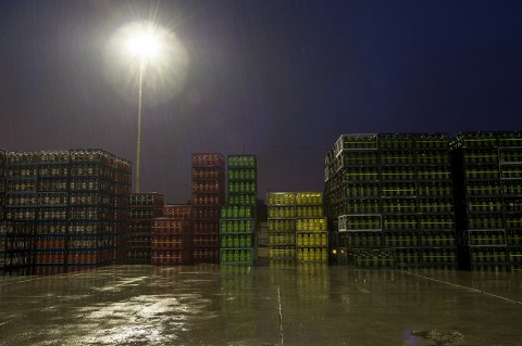 photos site de stockage bouteilles et cube gaz primagaz fred bourcier photographe