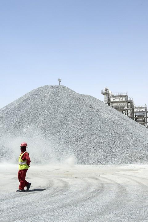 reportage photo fred bourcier entreprise BTP au Qatar reportage