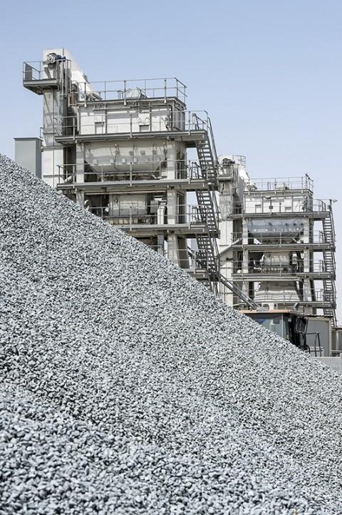 photos reportage usine BTP qatar par fred bourcier